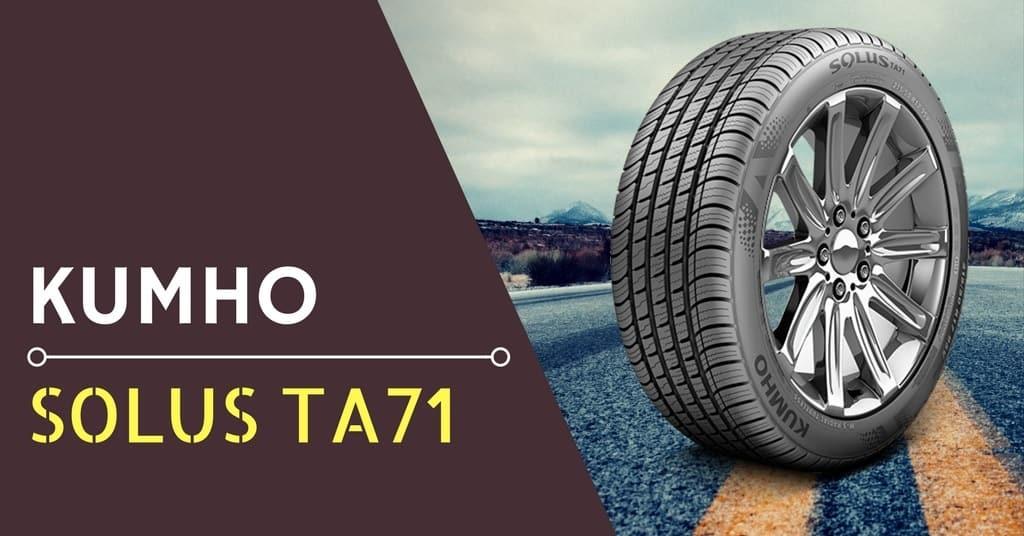 Kumho Solus TA71 Review