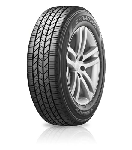 Hankook Optimo H725 review - 1