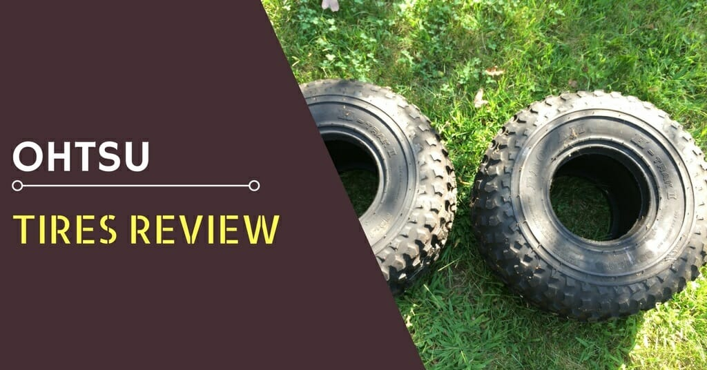 OHTSU Tires Review - Featured Image