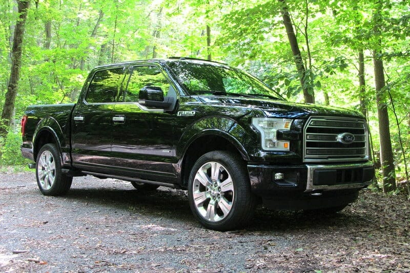 Best Tires for the Ford F-150