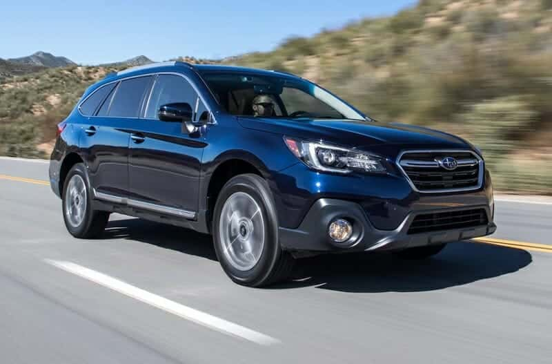 What are the Best Tires for the Subaru Outback