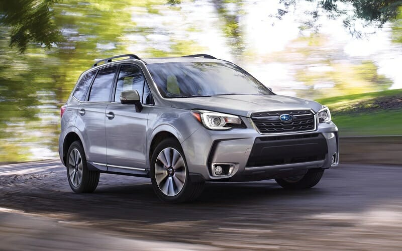 best tires for the Subaru Forester