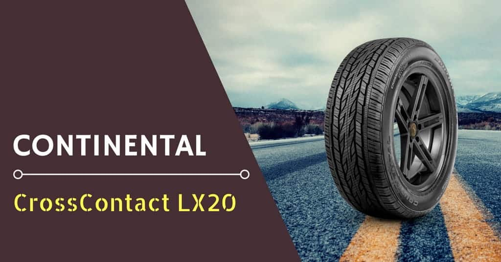 Continental CrossContact LX20 Review