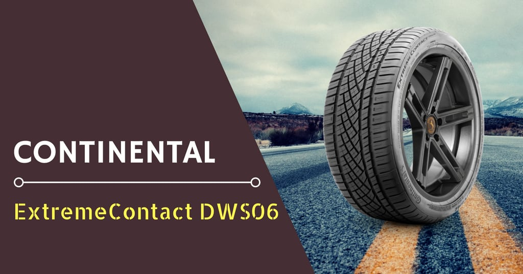 Continental ExtremeContact DWS06 Review