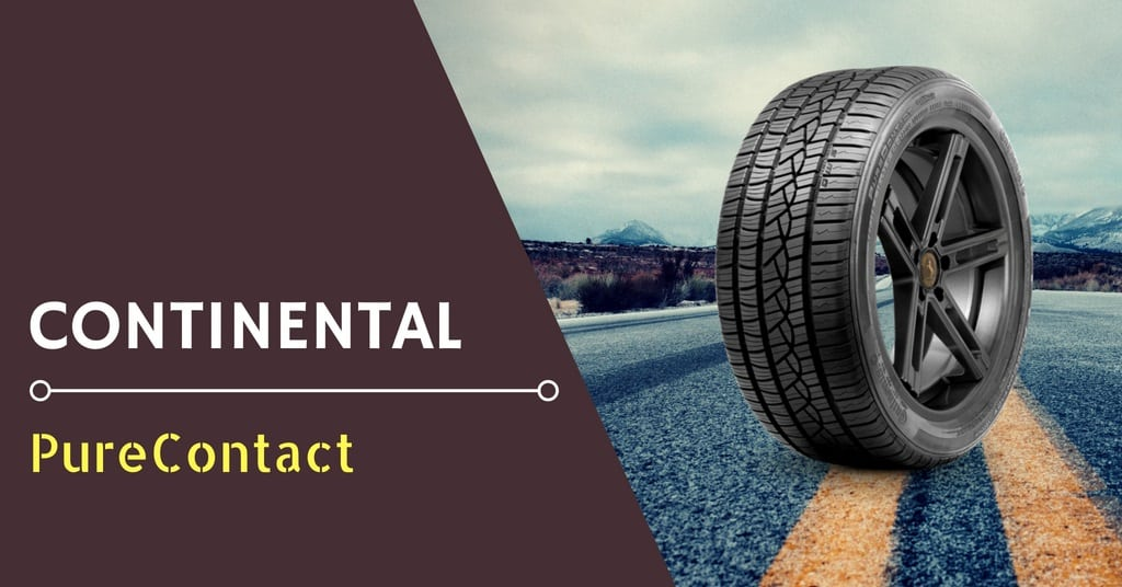 Continental PureContact with EcoPlus Technology Review